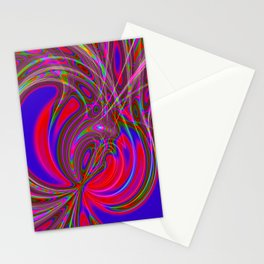 Alive 2 (neon) Stationery Cards