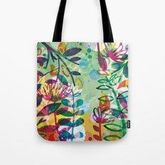 Bloom like a Flower Tote Bag