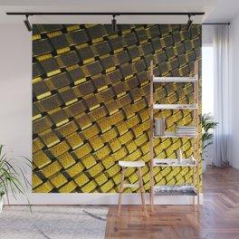 Gold Black Elevator DPGPA151029b-14 Wall Mural
