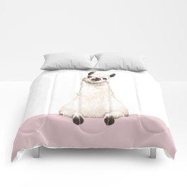 hi! Llama Comforters