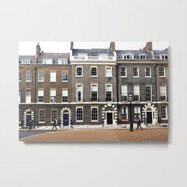 Bedford Square Metal Print