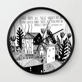 Unity Wall Clock