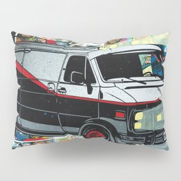 A-Team Vandura OG Pillow Sham