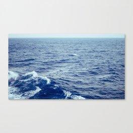 Makin' Waves Canvas Print