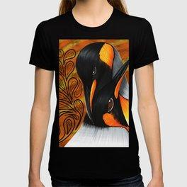 Penguins at Tierra del Fuego T-shirt