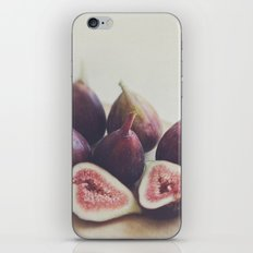 Figs. A Little Figgy iPhone & iPod Skin