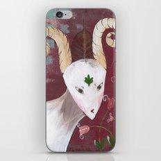 Peace-Bhoomie iPhone & iPod Skin