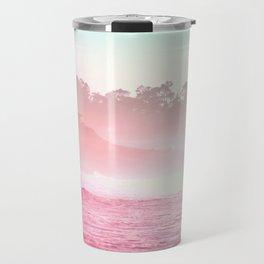 Summer on the Coast Travel Mug