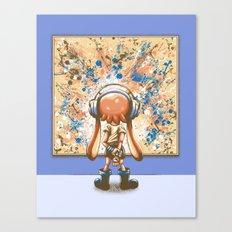 The Connoisseur Canvas Print