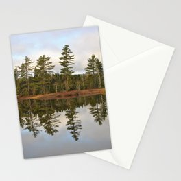 Autumn Reflector Stationery Cards