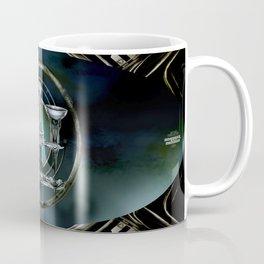 """Astrological Mechanism - Libra"" Coffee Mug"