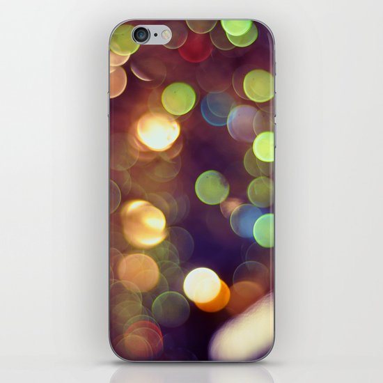Celeste iPhone & iPod Skin