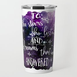 A court of mist and fury Travel Mug