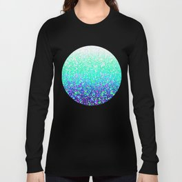 Color Dots Background G212 Long Sleeve T-shirt