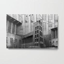 tempelhof XVII Metal Print