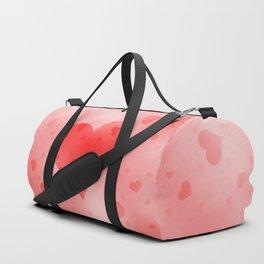 Soft hearts B Duffle Bag