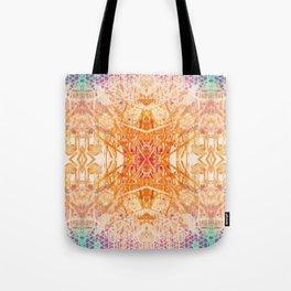 Colored Garden Tote Bag