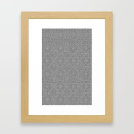 Brain by Hisham Bharoocha Framed Art Print
