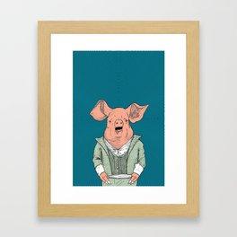 Hypnotic Og Framed Art Print