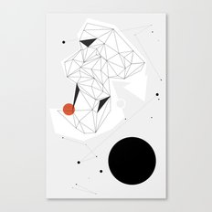 Mnml Canvas Print