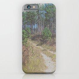 Mt Lemmon iPhone Case
