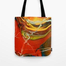 Color Explosion 3 Tote Bag