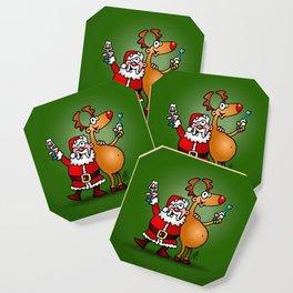 Santa Claus and his Reindeer Coaster