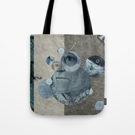 101 DM Collage Tote Bag