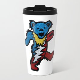 The Dead Dancing Bear Travel Mug