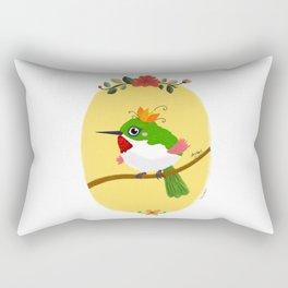 Paradise Birds Rectangular Pillow