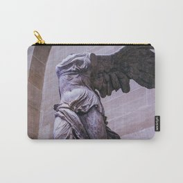 Winged Victory Of Samothrace Carry-All Pouch