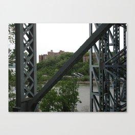 Inwood Hill Park, New York 3 Canvas Print