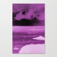 doom Canvas Prints featuring doom by DormarvDemand