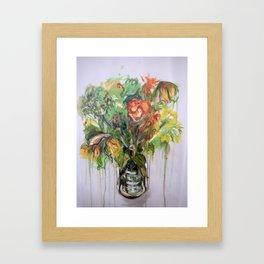 As They Die (ii) Framed Art Print