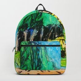 Cypress alley Backpack