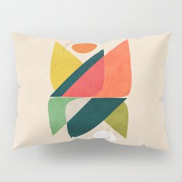 Reflection (of time and space) Pillow Sham