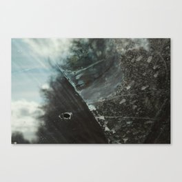 Aftermath Canvas Print