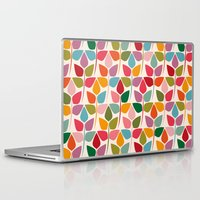 plants Laptop & iPad Skins featuring Plants by Helene Michau