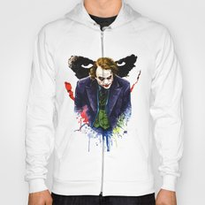 Angel Of Chaos (The Joker) Hoody