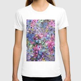 Little Blue Delphiniums T-shirt