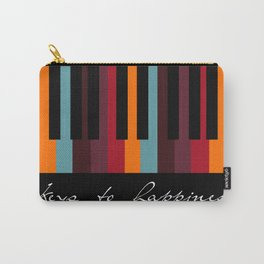 keys to happiness Carry-All Pouch