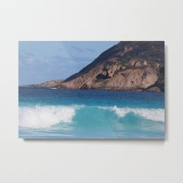 Lucky Bay, Cape Le Grand National Park Metal Print