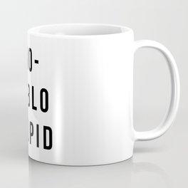 No hablo stupid Coffee Mug
