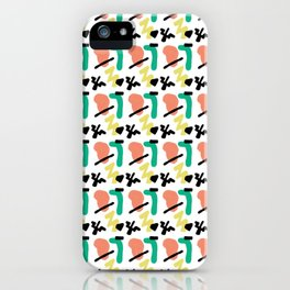 Jammin iPhone Case