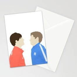 Louis Tomlinson & Niall Horan Stationery Cards