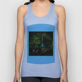 Big Basin Redwood State Park, Boulder Creek, CO Unisex Tank Top