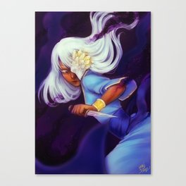 Young Elites: Adelina Canvas Print