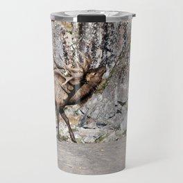 Wapiti Bugling (Bull Elk) Travel Mug