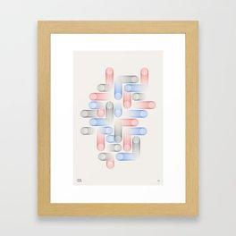 Relatives 13 Framed Art Print