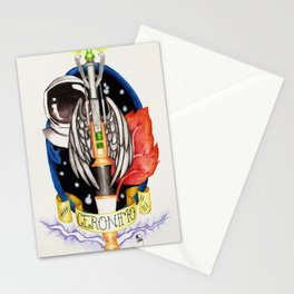 Eleventh Hour Stationery Cards